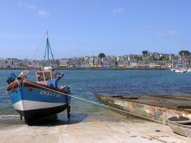 der Hafen von Camaret