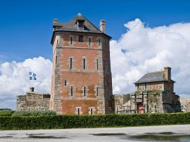 Tour Vauban in Camaret